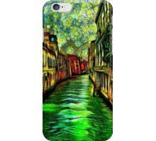 Venice Canals Fine Art Print iPhone Case/Skin