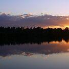 Loch McNess - Yanchep National Park by Lynda Kerr