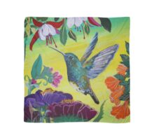 Follow Me Hummingbird Scarf