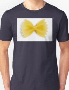 Bow Tie Noodle Unisex T-Shirt