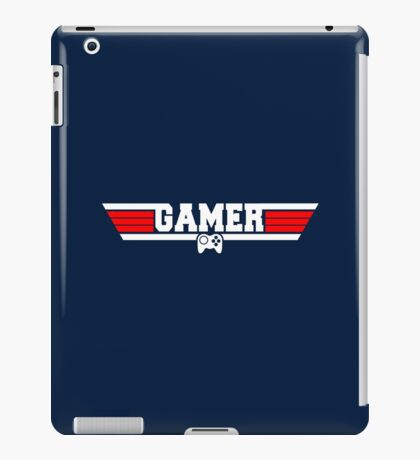 Top Gamer iPad Case/Skin