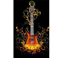 Best Guitar Photographic Print