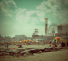 Oh those Wildwood Days by Nicole Remolde