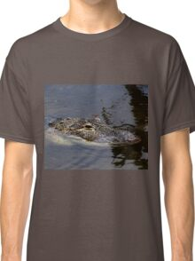 Dragon And Gator Classic T-Shirt