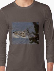 Dragon And Gator Long Sleeve T-Shirt