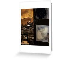 Dusklight - The Fall Greeting Card