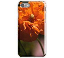 Field Poppies iPhone Case/Skin
