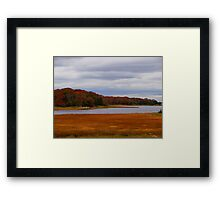 West Island II Framed Print