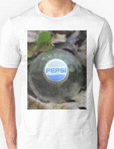 Abandoned Pepsi Unisex T-Shirt