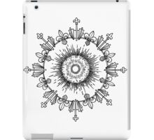 Circular Pattern iPad Case/Skin