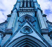 St. James Cathethral 3 by John Velocci