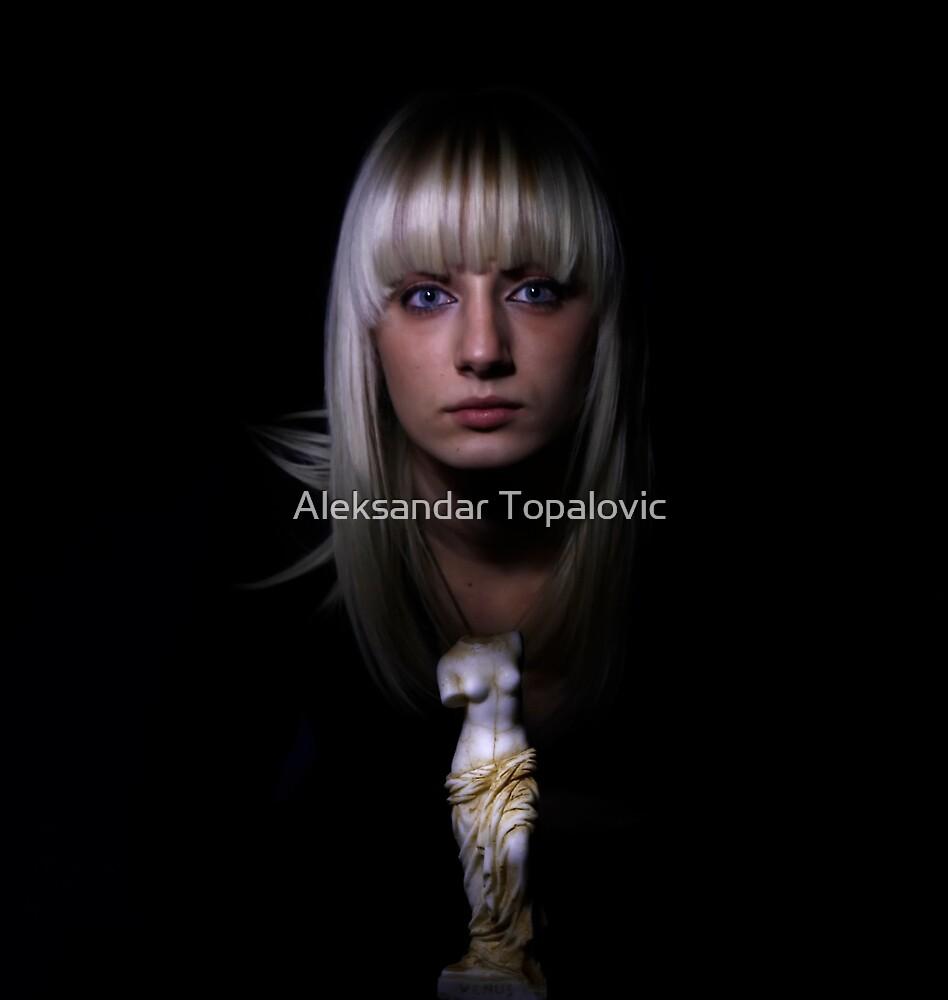 Light of Venus by Aleksandar Topalovic