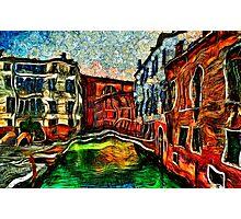 Beautiful Venice Italy Fine Art Print Photographic Print