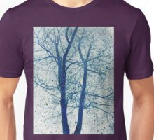 Winter Trees Bare Branches  Unisex T-Shirt