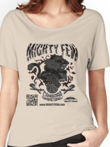 Mighty Few Women's Relaxed Fit T-Shirt