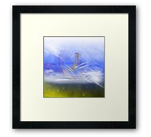 Dream A Little Dream Of Me - Art + Products Design  Framed Print