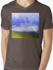Dream A Little Dream Of Me - Art + Products Design  Mens V-Neck T-Shirt