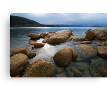 East Coast Tasmania Canvas Print