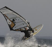 Windsurfer #3 by Noel Elliot
