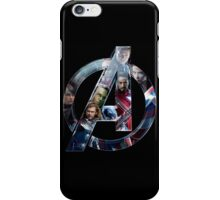 Avengers A iPhone Case/Skin