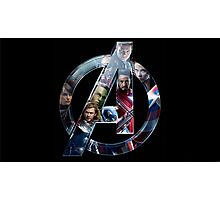 Avengers A Photographic Print