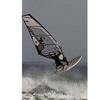 Windsurfer # 4 Photographic Print