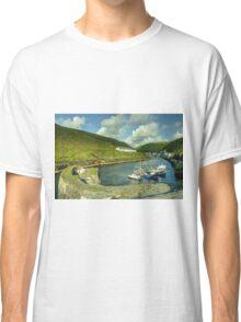 Boscastle Harbour  Classic T-Shirt