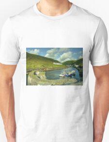 Boscastle Harbour  T-Shirt