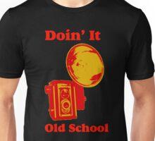 Doin It Old School  Unisex T-Shirt