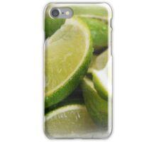 Zesty Limes iPhone Case/Skin