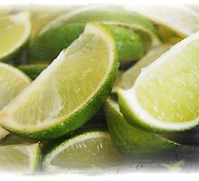 Zesty Limes by KCiPhoto