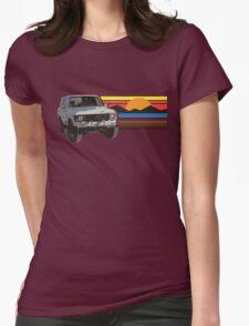 Cruiser60 Womens Fitted T-Shirt