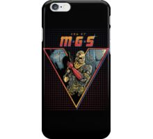 MGS V iPhone Case/Skin