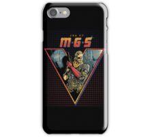 MGS V iPhone Case/Skin