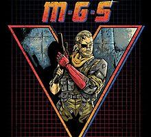 MGS V by MeleeNinja
