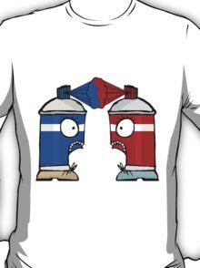 Spraycan War T-Shirt