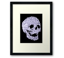 LavenDeath Framed Print