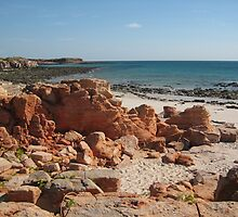 beach view at cape leveque by chels83