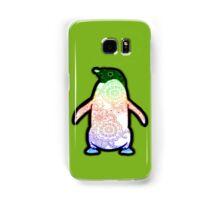 Penguin - Henna Rainbow Tattoo Samsung Galaxy Case/Skin