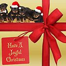 Have A Joyful Christmas Greeting Card by taiche
