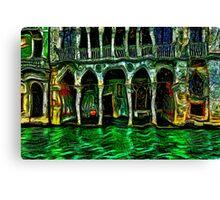 Venice Architecture Fine Art Print Canvas Print