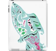 Tropical Lagoon Spirit iPad Case/Skin