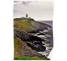 Strumble Head Lighthouse Poster