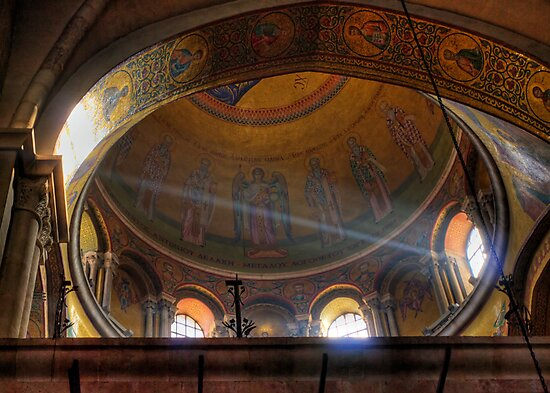 Church of the Holy Sepulchre - Spectral Light by NeilAlderney