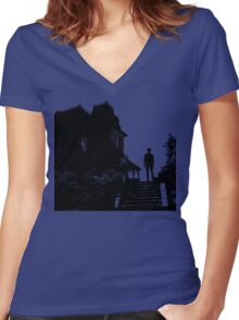 Mother... Women's Fitted V-Neck T-Shirt