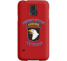 101st Airborne Desert Storm Veteran - iPhone Case Samsung Galaxy Case/Skin
