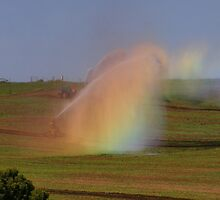irrigation rainbows  by gaylene