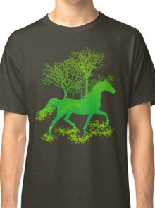 The Elusive Treehorse Classic T-Shirt