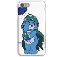 Grumpy Jace Bear iPhone Case/Skin