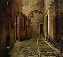 Per antiche vie by Andrea Rapisarda